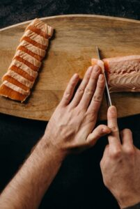 japanese knif for meat
