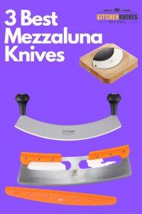 best mezzaluna knives pinterest